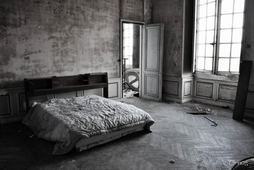 4. He Used To Sleep Here