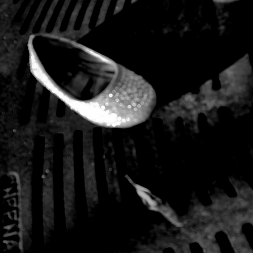 Lost Diamond Slipper