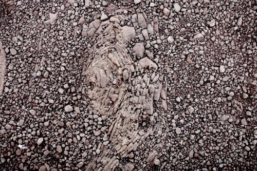 Shattered-rock