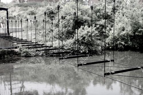 Unfinished-bridge
